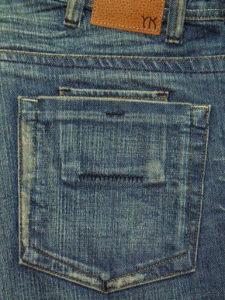 YANUK STYLE:MIN23001 6-Pocket Jeans ZIPPER FLY JEANS