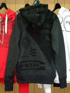 G-STAR STYLE DEXTER HOODED VEST SW L/S ART 85051.2207.990 COLOR BLACK