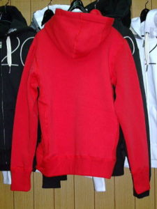 G-STAR STYLE US HOODED SW L/S ART 85050.2207.650 COLOR CHINESE RED