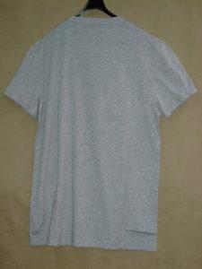 G-STAR RAW STYLE:Resap rt s/s grey htr NY jersey