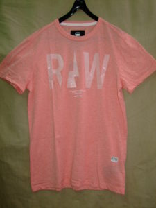 G-STAR RAW STYLE:Rightrex rt s/s flame htr NY jersey