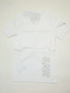 G-STAR STYLE:CODY GRAND V T S/S WHITE COOL RIB
