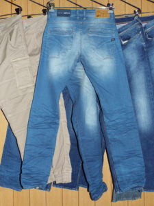 GAS AUSTINN DEEP AZURE DENIM WY98