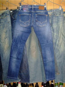 PEPE JEANS LONDON TRACK JEGGINGS STYLE NO:PM201100S622 COLOUR:000
