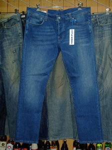 PEPE JEANS LONDON CANE SLIM LEG STYLE NO:PM200072I484 CANE COLOUR:000 DENIM