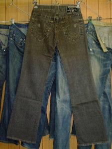 TRUE RELIGION BOBBY STYLE:32800 COLOR:15 DESTROYED