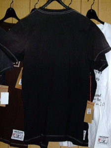 TRUE RELIGION STYLE:M648036DF COLOR:BLACK SS CREW NECK TEE