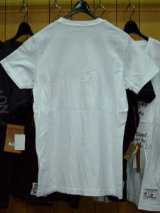 TRUE RELIGION STYLE:648036JU COLOR:WHITE SS CREW TEE ROCK