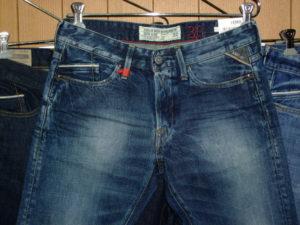 メンズジーンズ販売店東京