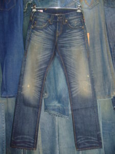 TRUE RELIGION BOBBY PONY EXPRESS STYLE:MJWR47R99 COLOR:TCD SNYPER