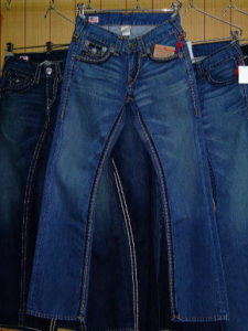 TRUE RELIGION BILLY SUPER QT STYLE:24858BQT3 COLOR:AM-BADGER MED