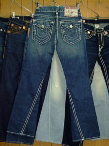 TRUE RELIGION JOEY SUPER T STYLE:24803NBT2 COLOR:GRD-TENNESSEE