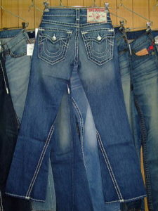 TRUE RELIGION JOEY SUPER T STYLE:24803NBT2 COLOR:HAM-INDUSTRIAL