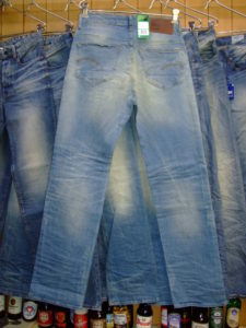 G-STAR RAW STYLE:3301 LOOSE CYCLO STRETCH DENIM LT AGED 29×34