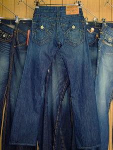 TRUE RELIGION BILLY STYLE:MO42003SI COLOR:1D-THE BOSS