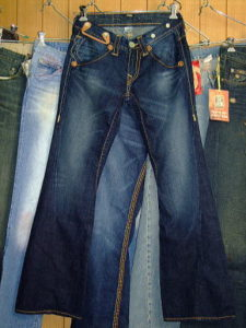TRUE RELIGION JOEY HERITAGE BIG-T STYLE:M82259E6 1D COLOR:1D-THE BOSS