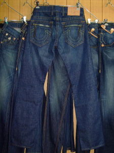 TRUE RELIGION MIKEY STYLE:M402009E8J COLOR:2J-BAD ASS
