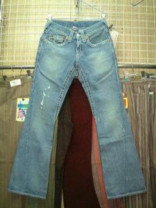 TRUE RELIGION FRANKIE BIG T STYLE:24899 COLOR:32 MED CLRWTR