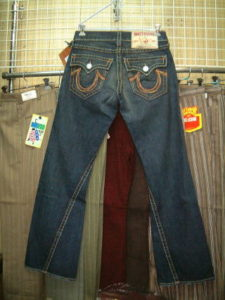 TRUE RELIGION JOEY RAINBOW STYLE:24803 COLOR:59 MUDWATERS