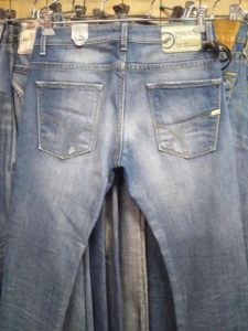 GAS JEANS NORTON CARROT WP71