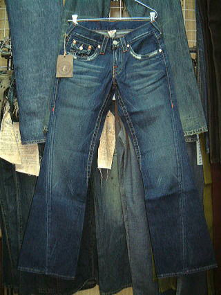 デニム|TRUERELIGION JOEY 803 DARK MINER (0012)