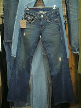 トゥルーレリジョン 限定 TRUE RELIGION803 STYLE04803 WASH CODE:06 DARK VINTAGE MADE