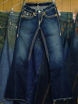 トゥルーレリジョン 販売店 TRUE RELIGION 販売店 TRUE RELIGION JOEY SUPER T STYLE:24803NBT2 COLOR:78-URBAN COWBOY MADE IN USA