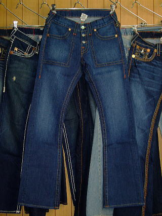 ジーンズ|TRUE RELIGION TONY STYLE:04804J COLOR:LONESTAR TONY FRONT POCKET