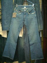 ジーンズ|TRUE RELIGION JOEY MEDIUM MINER STYLE:04803 COLOR:43-MED MINER