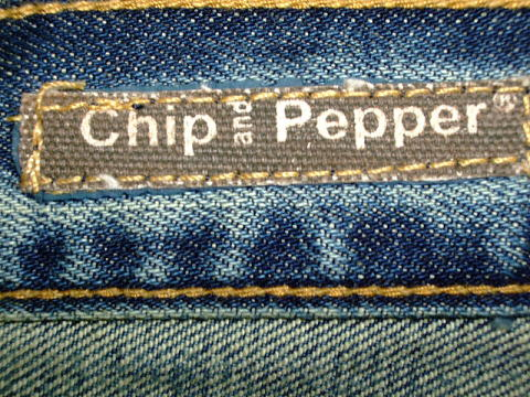 CHIP AND PEPPER チップアンドペッパー MODEL:BACKWOODS-Ally