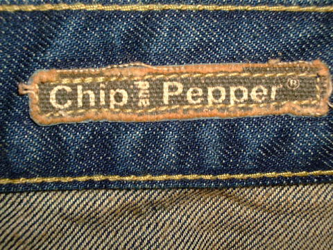 CHIP AND PEPPER チップアンドペッパー MODEL:Tuck-BushParty