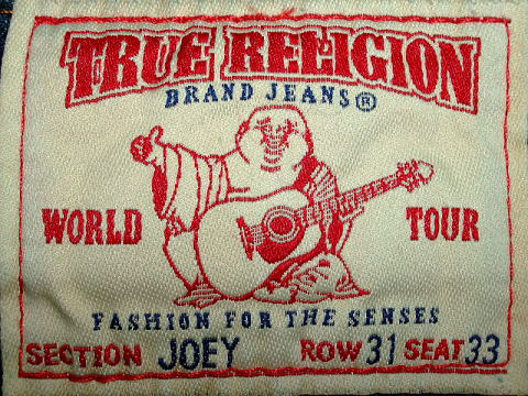 ジーンズ|TRUE RELIGION 803 STYLE#04803 WASH CODE:06 DARK VINTAGE