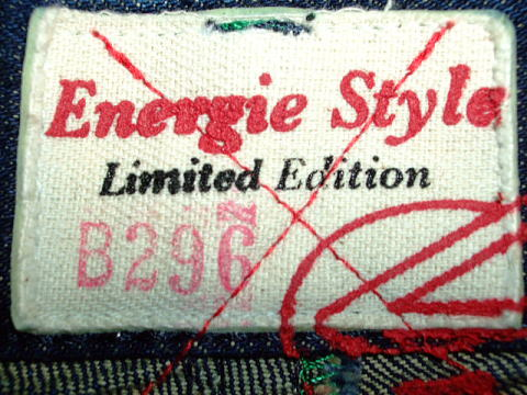 ENERGIE Rocco trousers STYLE 9C5R SIZE WASH G9 ART.0504 COL.0995 6959 MADE IN ITALY 100%COTTON