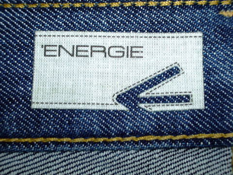 ENERGIE STEVENSON TROUSERS STYLE 9B1800 SIZE WASH.L000F5 ART.DY0431 COL.F09950 PRD1837 MADE IN ITALY 100%COTTON|ENERGIE エナジー