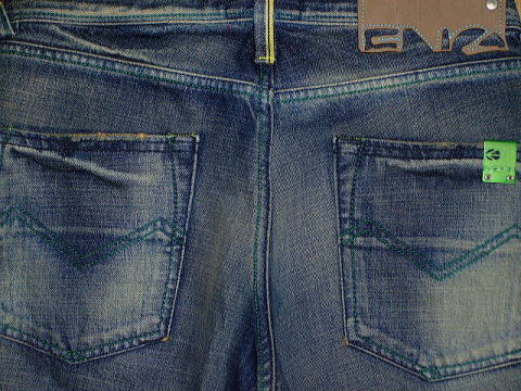 ENERGIE ROCCO TROUSERS STYLE 9C5R SIZE WASH R7 ART.0508 COL.0995 7154 MADE IN ITALY 100%COTTON