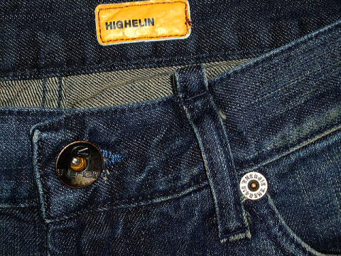 ENERGIE HIGHELIN TROUSERS STYLE 9C9500 SIZE WASH.L000E5 ART.DY0476 COL.F09950 PRD726 MADE IN ITALY 100%COTTON