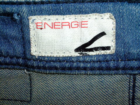 ENERGIE EMERSON trousers STYLE 9C9R00 SIZE WASH L00181 ART.DL0009 COL.F09960 PRD3828 MADE IN TUNISIA 98%COTTON 2%ELASTANE|ENERGIE エナジー
