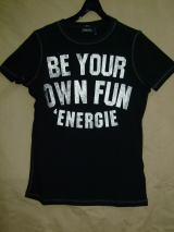 ENERGIE MARSH T-SHIRT STYLE.5E0300 SIZE.S WASH.L0010H ART.JE9B40 COL.G06001 OEU65 100%COTTON MADE IN TURKEY