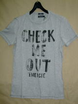 ENERGIE LOPEZ T-SHIRT STYLE.5E0100 SIZE.S WASH.L0010H ART.JE9B40 COL.107310 OEU63 100%COTTON MADE IN TURKEY