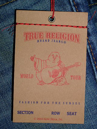 TRUE RELIGION JOEY STYLE 24803OMBB COLOR T7 CRIPPLE CREEK MED
