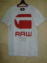 G-STAR RAW STYLE:Resap rt s/s ART:D01328 2757 906 COLOR:grey htr FABRIC:NY jersey