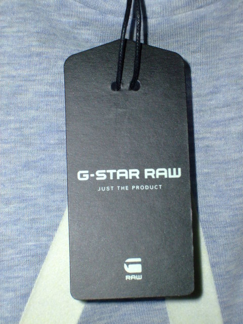 G-STAR RAW STYLE:Marsh rt s/s ART:D01655 2757 1099 COLOR:sea htr FABRIC:NY jersey