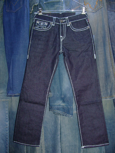 TRUE RELIGION RICKY SUPER T STYLE:MDAC78445C COLOR:BZ INGLORIOUS