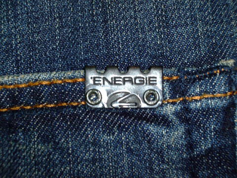 ENERGIE STRAIGHT MORRIS TROUSERS 34 REGULAR SLIM FIT STYLE 936R00 SIZE WASH.L000DZ ART.DY0476 COL.F09950 PRD4243 MADE IN ITALY 100%COTTON|ENERGIE エナジー
