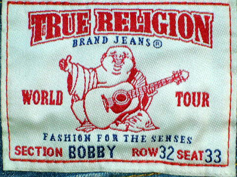 TRUE RELIGION BOBBY