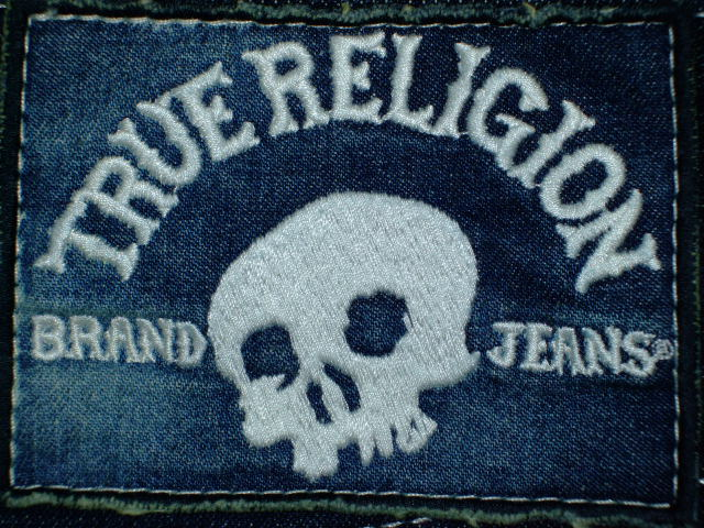 トゥルーレリジョン TRUE RELIGION RICKY HANDSTITCH STYLE:M24859J36 COLOR:BBD REVOLVER IN U.S.A. 100%COTTON