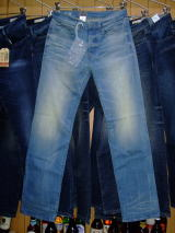 G-STAR RAW 3301 LOOSE CYCLO STRECH DENIM LIGHT AGED W29×L34