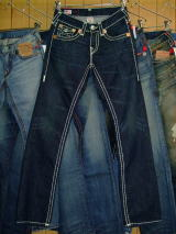 TRUE RELIGION RICKY SUPER T STYLE:24859NBT2 COLOR:MZD-RETRIBUTION