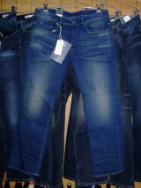 G-STAR RAW 3301 LOOSE FIRRO STRECH DENIM MEDIUM AGED 35×30
