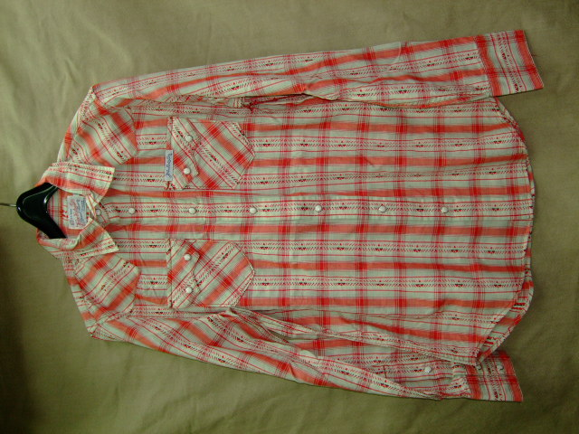 デニム|TRUE RELIGION WESTERN SHIRT (0044)